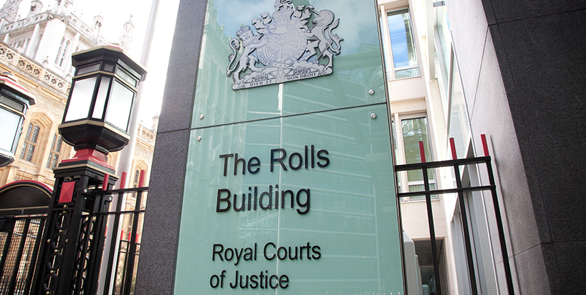 Judgment for £1.8m in High Court