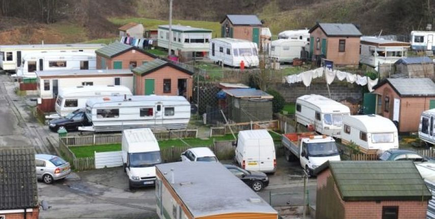 Traveller site management
